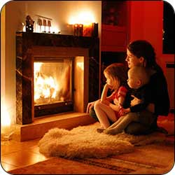 London Chimney appliance - Fireplace Hearth Sales