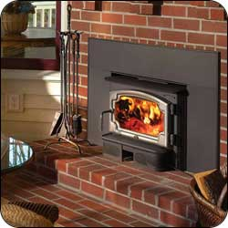 London Chimney appliance - Lopi Answer